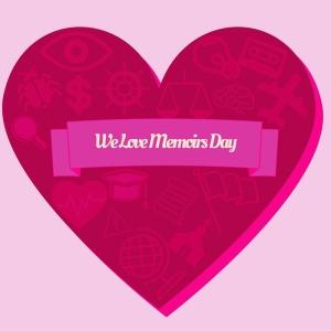 We Love Memoirs Day