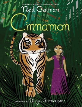 Image result for cinnamon gaiman