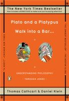 Plato and Platypus Walk into a Bar...by Thomas Cathcart